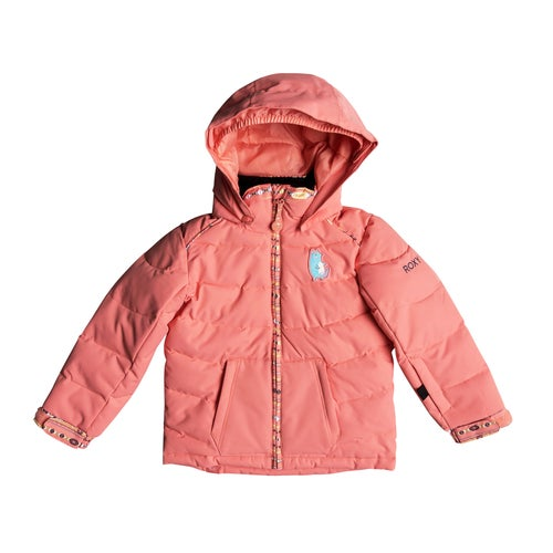 Roxy Anna Girls Snow Jacket available from Surfdome 896befff8261