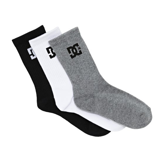 5db15499b53 Chaussettes DC SPP Crew 3 Pack - Assorted