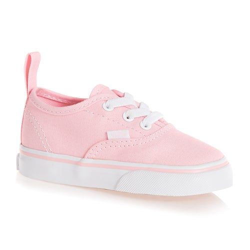 32aedc2a3c8 Vans Authentic Elastic Lace Kids Toddler Shoes available from ...
