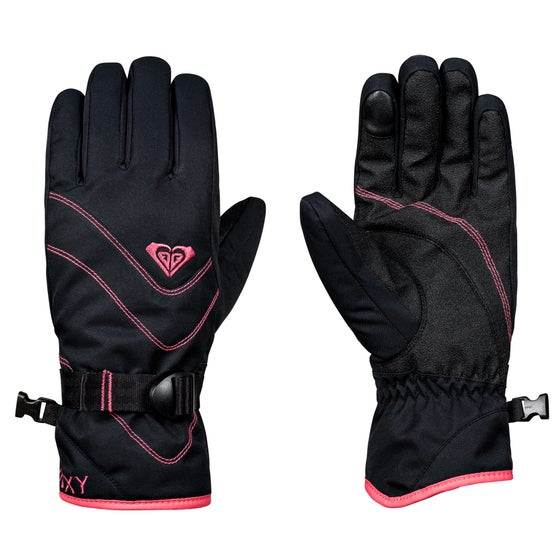 88c07df133 Roxy. Roxy Jetty Solid Womens Snow Gloves ...