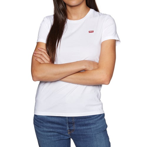 Levis Perfect Womens Short Sleeve T-Shirt - Free Delivery options on ... acdad67e09a