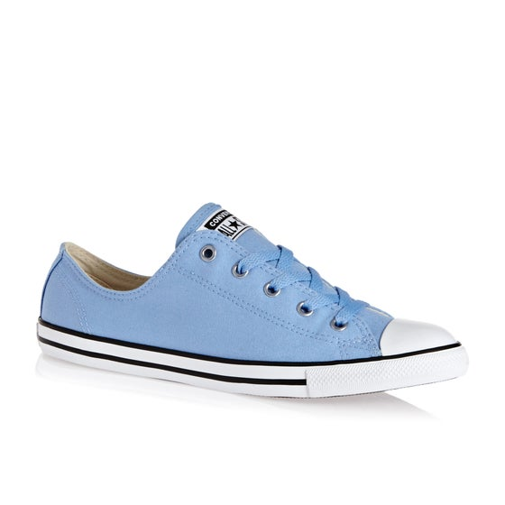 b95033a13a3b Calzado Mujer Converse Chuck Taylor All Star Ox - Light Blue Light Blue  Silver