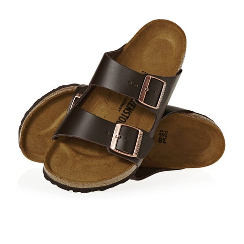 a2072977c35c Birkenstock Arizona Smooth Nubuck Leather Sandals available from ...