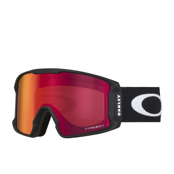5de6fb7a6e1 Oakley Line Miner Snow Goggles - 2018 Team Oakley ~ Prizm Snow Torch Iridium