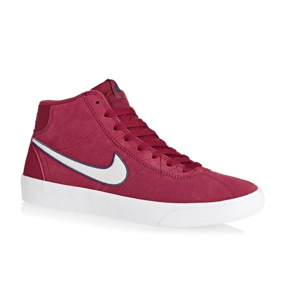 29c3fbb2c9bc4 Calzado Mujer Nike SB Bruin Hi - Red Crush Vast Grey-White-Blue Void