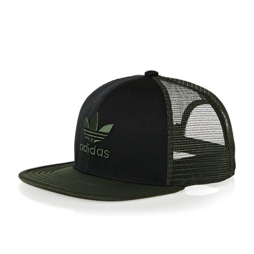 Adidas Originals Trefoil Heritage Trucker Cap available from Surfdome e090483df3f