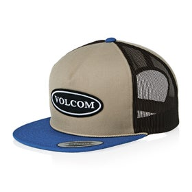 19337c1711f Sale Volcom Logger Cheese Cap - Sand Brown
