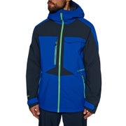 O Neill Exile Snow Jacket - Ink Blue
