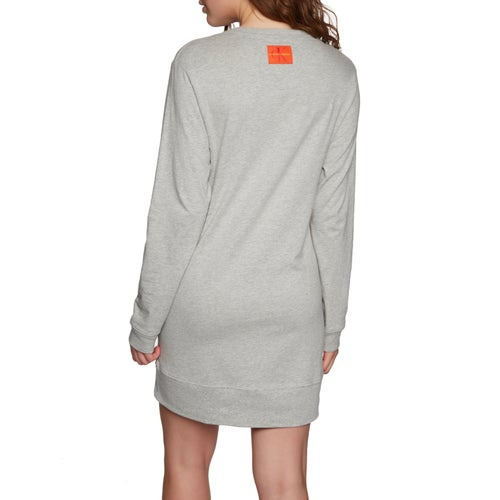 Calvin Klein Monogram L s Nightshirt Womens Pyjamas available from ... a02e6aa4c