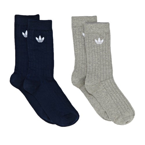 9c6096a7313 Adidas Originals Mid Rib Crew 2pack Ponožky available from Surfdome