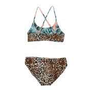 Seafolly Native Jungle Reversible Tankini Girls Tankinis