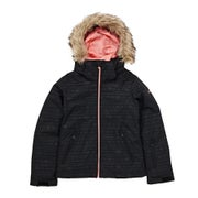 affd9d6125f6 Roxy Jet Ski Embossed Girls Snow Jacket - Free Delivery options on ...