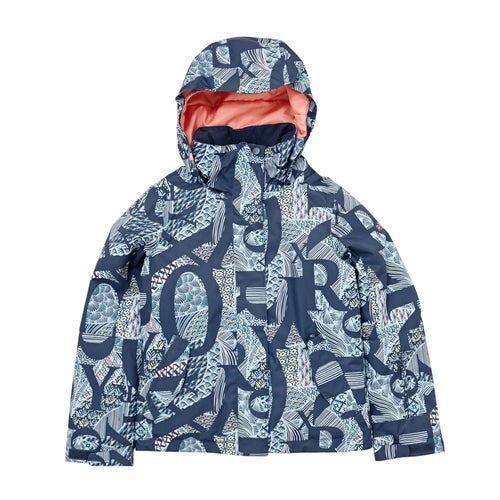 eafb5e71e3 Roxy Jetty Girl Girls Snow Jacket available from Surfdome