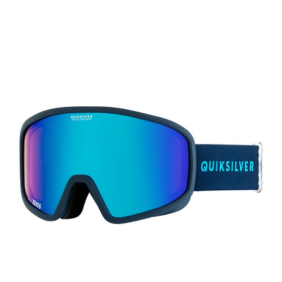 d16ca8cc567 Quiksilver Browdy Snow Goggles - Dress Blues