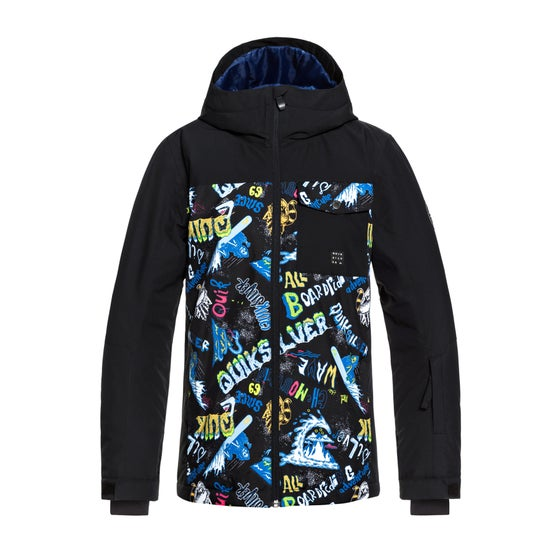 b6d17fc04 Boys Ski Jackets | Free Delivery options available at Surfdome