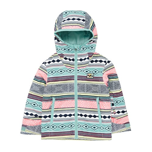 5f9ad30c8 Billabong Girls Sula Boys Snow Jacket available from Surfdome