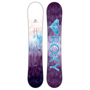 Roxy Sugar Ban Womens Snowboard - Multi
