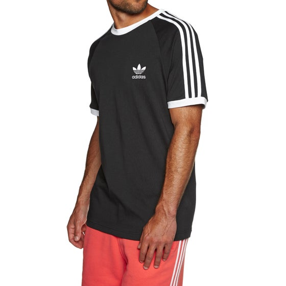 fa689978155914 Adidas Originals. Adidas Originals 3 Stripes Short Sleeve T-Shirt ...