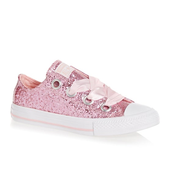 db29e2b7bde7 Converse. Converse Chuck Taylor All Star Big Eyelets Ox Girls Shoes ...