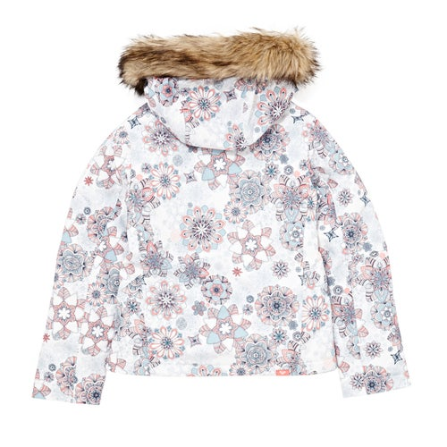 3389eff6e3a6 Roxy Jet Ski Girl Girls Snow Jacket available from Surfdome