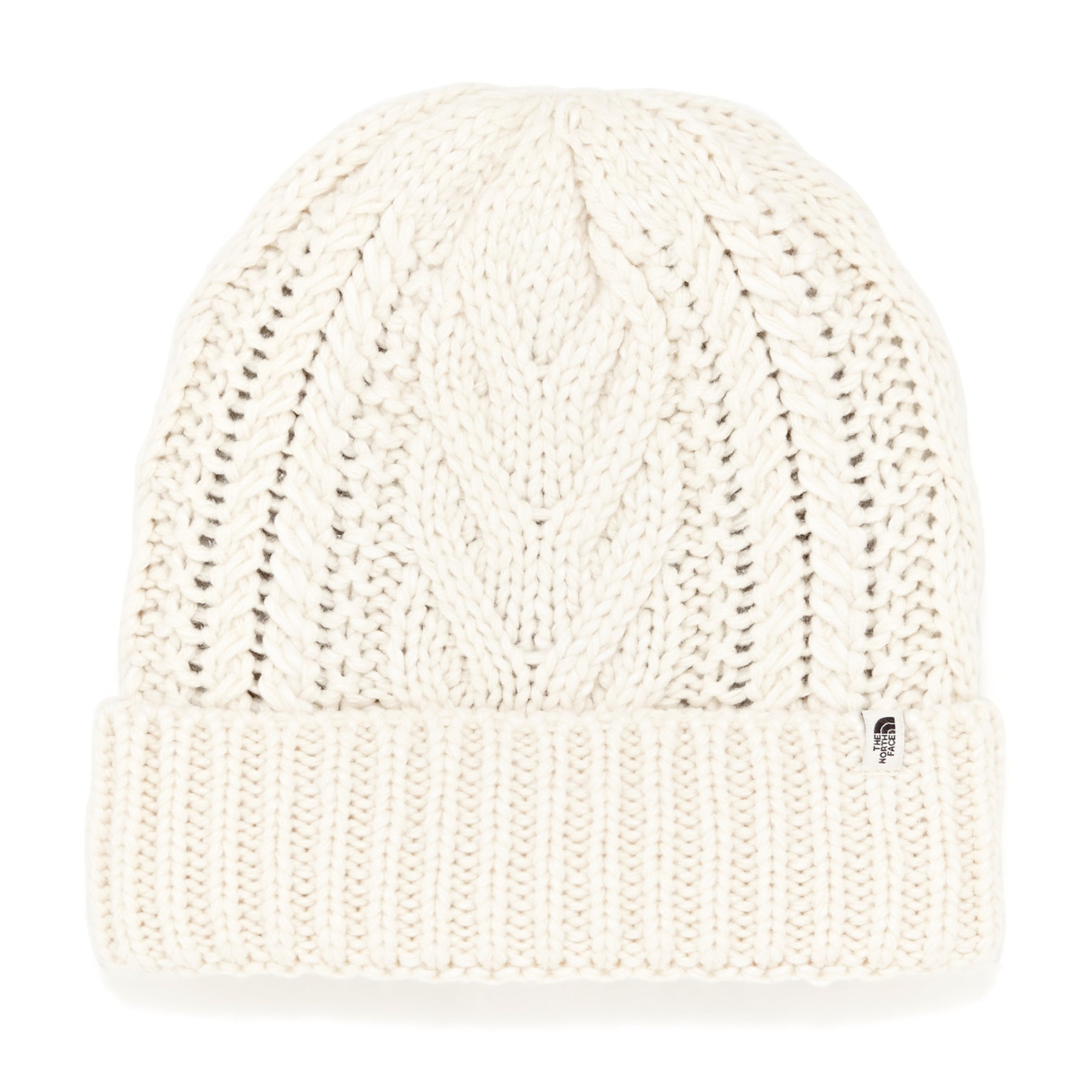f2bc7d742 Details about The North Face Cable Minna Womens Headwear Beanie Hat -  Vintage White One Size