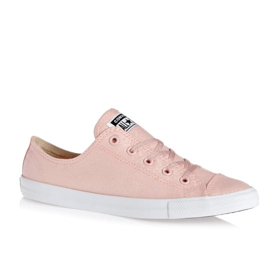 96c43a27790 Calzado Mujer Converse Chuck Taylor All Stars Dainty Ox - Storm Pink Storm  Pink White