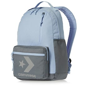 3d9217bf01fd Converse Block Essential Backpack - Charcoal Grey