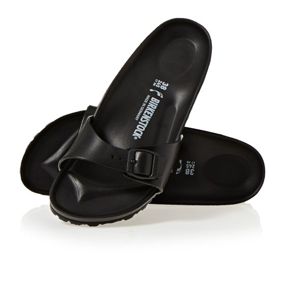 7583037ebcd0 Birkenstock Classic Madrid EVA Narrow Sandals - Black