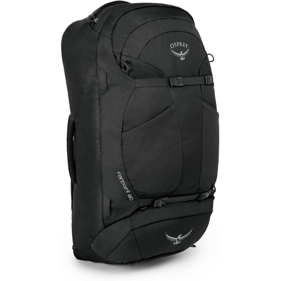 220a216a67f2 Osprey Farpoint 80 Backpack - Volcanic Grey