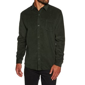 326b4d9b6b Camisa SWELL Line Up Cord - Forrest