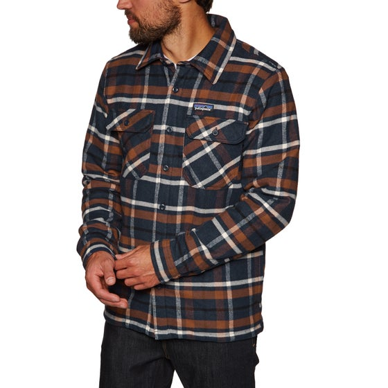 8714795e80 Patagonia. Patagonia Insulated Fjord Flannel Shirt ...