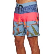 Hurley Phantom Bird 18in Boardshorts - Obsidian