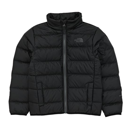 34ed1a68a5 North Face Andes Boys Down Jacket - TNF Black Graphite Grey