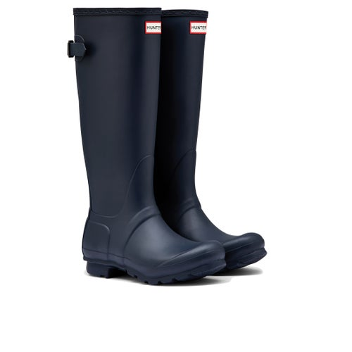 Hunter Original Back Adjustable Womens Wellies available from ... c91e126939