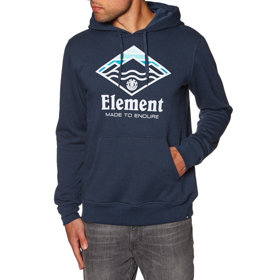 7eefb2db0879 Pullover à Capuche Element Layer - Eclipse Navy