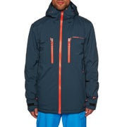 Protest Clavin 18 Snow Jacket - Navy Blue