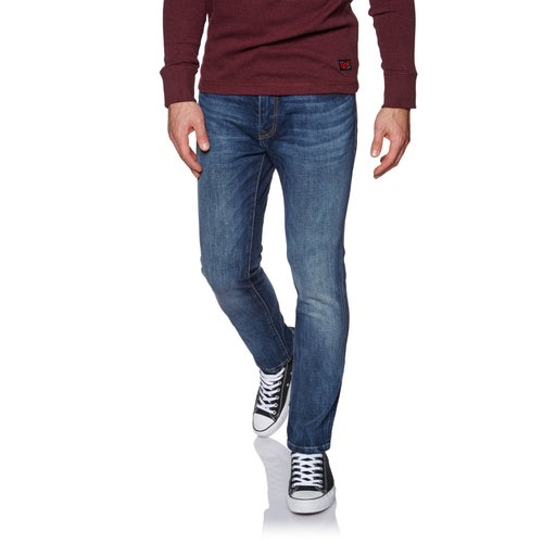 Superdry Daman Straight Dżinsy available from Surfdome 8c5aa72d1db