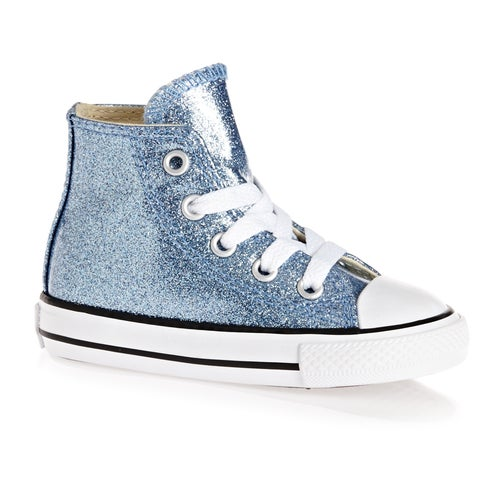 Converse Chuck Taylor All Stars Hi Baby Shoes available from ... 882cd125c4cb