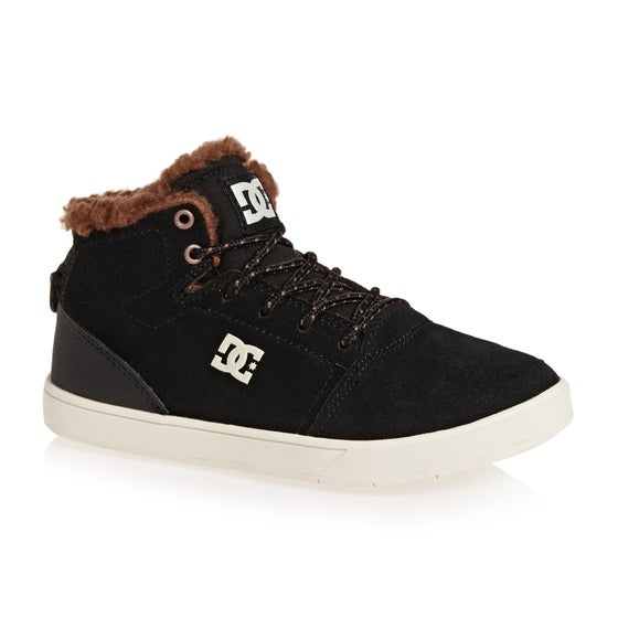 uk availability 7505f ded0d Chaussures DC Crisis High WNT - Black brown brown