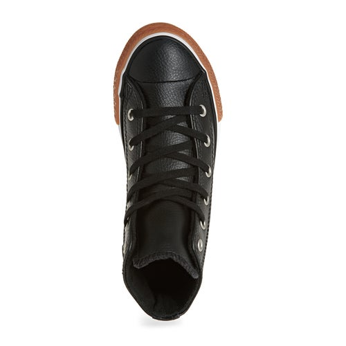 Converse Chuck Taylor All Star Youth Classic Hi Leather Kids Shoes