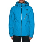 North Face M Descendit Jacket - Hyper Blue