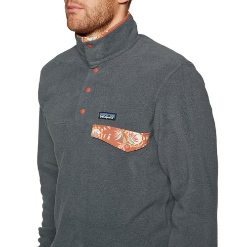Patagonia Lightweight Synchilla Snap T Pull Over Fleece
