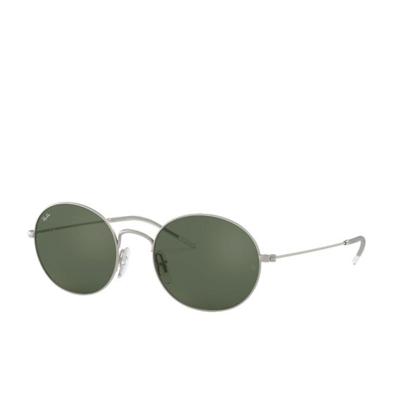 f1886d2eb35 Ray-Ban. Ray-Ban Beat RB3594 Sunglasses - Rubber Silver~dark Green