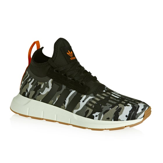 wholesale dealer 96ccf 09025 Adidas Originals. Adidas Originals Swift Run Barrier Shoes - Tracar Core  Black Orange