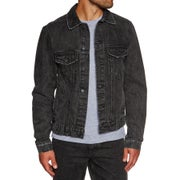 Insight Roadkill Denim Jacket - Eagle Black