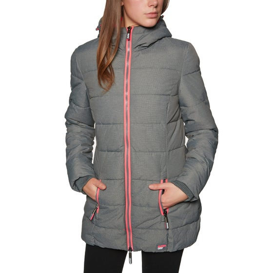 e9041869191f Superdry. Superdry Tall Sports Puffer Womens Jacket ...