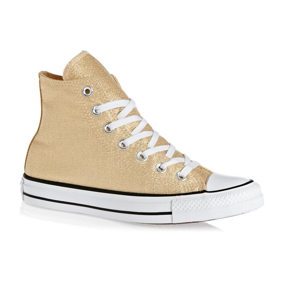 88d236455f63 Converse. Converse Chuck Taylor All Star Hi Womens Shoes - Light Twine  White Black