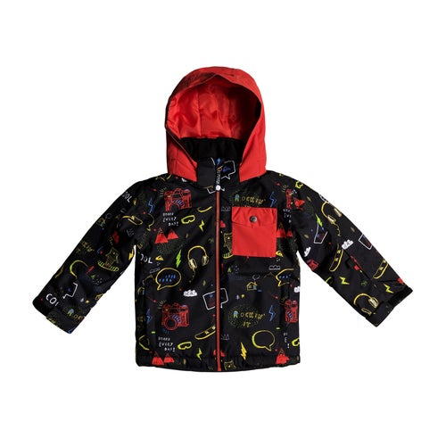 8ad44096de2 Quiksilver Little Mission Kids Snow Jacket available from Surfdome