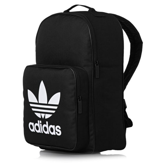 Adidas Originals. Adidas Originals Classic Trefoil Backpack - Black 0ff52fee4c12d