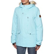 Nikita W Hawthorn Jacket Womens Down Jacket - Caribean
